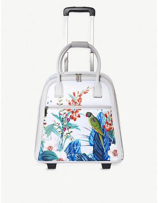 Ted Baker Abinna jamboree-print travel bag