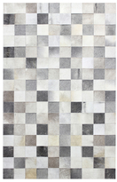 Bashian Rugs Elements Hand-Stitched Cowhide Rug