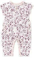 Jessica Simpson Baby Girls Newborn-9 Months Printed Coverall