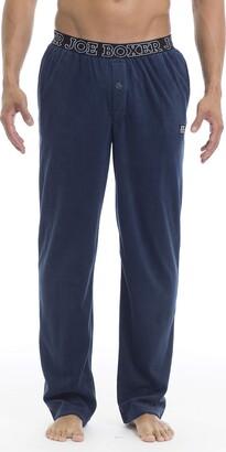 Joe Boxer Men's Microfleece Solid Pant Sleepwear
