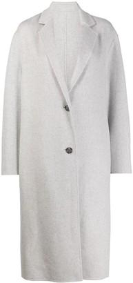 Joseph Oversized Single-Breasted Coat