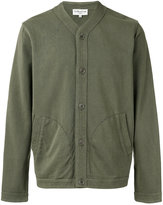 YMC v-neck cardigan - men - Cotton - S