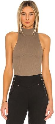 Michael Costello x REVOLVE Annalie Knit Bodysuit