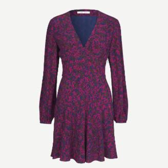 Samsoe & Samsoe Colorful Floral Print Cindy Short Dress - xs