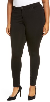 KUT from the Kloth Mid Rise Skinny Jeans