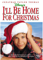 Disney I'll Be Home for Christmas DVD