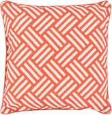 Surya Basketweave Indoor/Outdoor Pillow