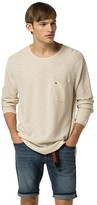 Tommy Hilfiger Cotton And Linen Crewneck Sweater
