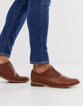 New Look Oxford shoes in tan