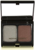 Kevyn Aucoin The Eye Shadow Duo # 204 Gold Frosted Leaf/ Auburn Shimmer 4.8G/0.16Oz by