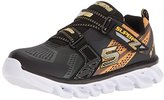 Skechers Boys Hypno Flash Z Strap Sneaker