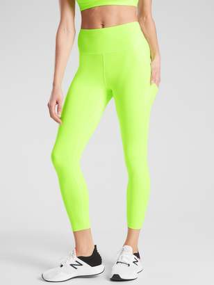 Athleta Ultimate Stash Pocket 7/8 Tight