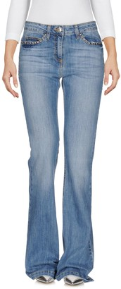 Annarita N. TWENTY 4H Denim pants - Item 42641379PF