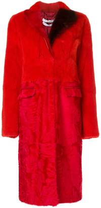 Givenchy panelled coat