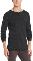 Threads 4 Thought Men's Flex Thermal Long Sleeve Henley