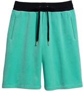 Juicy Couture Behati X Velour Boxer Short