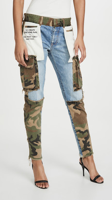 Unravel Project Denim Boy Skinny Jeans