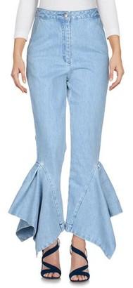 Edit Denim trousers