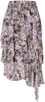Etoile Isabel Marant Jeezon pleated skirt - women - Viscose - 36