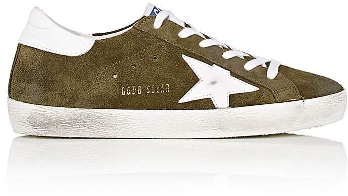 Golden Goose Women's Superstar Suede Sneakers