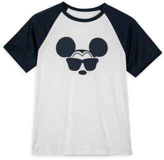 Disney Mickey Mouse Rash Guard for Men