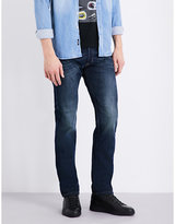 Replay Grover Straight-fit Tapered Jeans