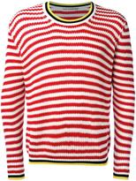 Ermanno Scervino striped jumper - men - Cotton - 48