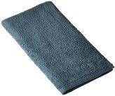 Home Source International MicroCotton Luxury Shower Towel, Smoke Blue