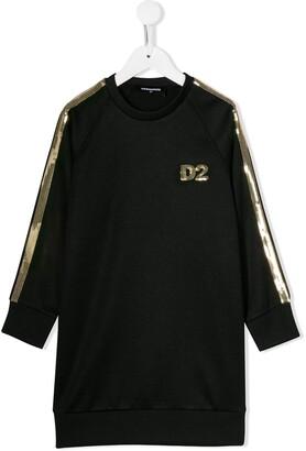 DSQUARED2 D2 dress