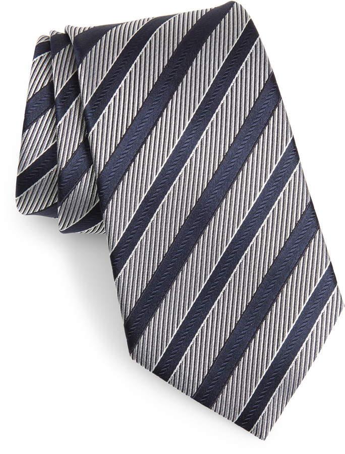 b4ee197f Stripe Silk Tie