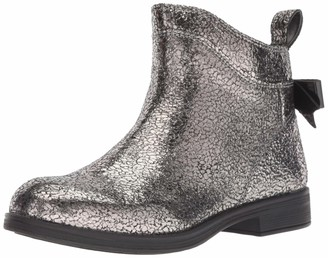 Geox Girls' Jr Agata B Ankle Boots