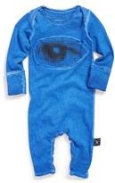 Nununu Infant Boy's Eye Patch Romper