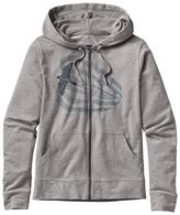 Patagonia Women's Soaring Peregrine Lightweight Full-Zip Hooded Sweatshirt
