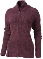 Royal Robbins Women's Napa Boucle Mock Zip Up Sweater