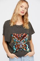 We The Free Butterfly Valentine Tee at Free People