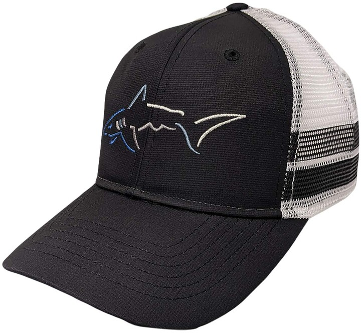 Thumbnail for your product : Greg Norman Mens Side Strip Mesh Back Adjustable Cap (One Size