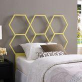 Walker Edison Twin Honeycomb Headboard