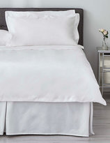 Marks and Spencer 230 Thread Count Non Iron Luxury Egyptian Cotton Bedlinen