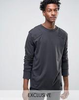 Cheap Monday Yard Long Sleeve T-Shirt Used Wash