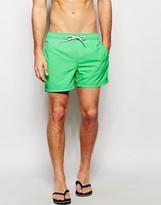 Tommy Hilfiger Solid Swim Shorts