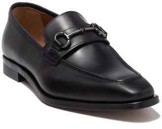 Antonio Maurizi Leather Metal Bit Loafer