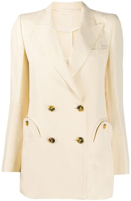 BLAZÉ MILANO Everyday double-breasted blazer