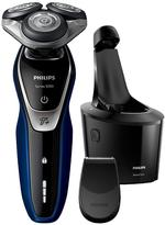 Philips Series 5000 Wet And Dry Mens Electric Shaver S5572/10 With Turbo+ Mode & SmartClean