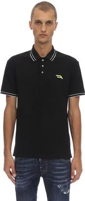 Bally Cotton Pique Polo Shirt