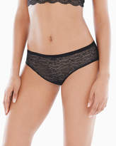 Soma Intimates Fancies Sheer Lace Hipster Short Panty