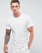 Converse Essentials T-shirt In Grey Marl 10000658-a18