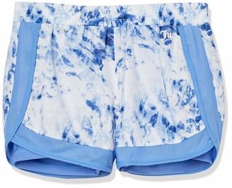 Juicy Couture Women's Printed Woven Run Short