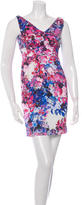 Erdem Floral Print Sleeveless Dress