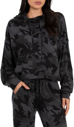 Midnight Bakery Camouflage Hoodie