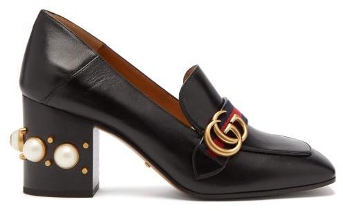 a6c3d914c170 Gucci Peyton Shoes - ShopStyle